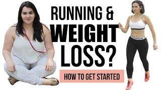 RUNNING & WEIGHT LOSS - How to get started