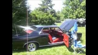 Buick GS Wildcat GTO Car Show  6 14 15