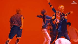 vuclip nct 127 fire truck mv fast but slows down on sicheng's part