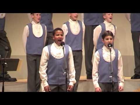 Can you feel love the love tonight - Drakensberg Boys' Choir 2002