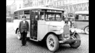 Naiskonduktööri, Heikki Tuominen harmonikan ja viulun säestyksellä 19.10.1929, Berlin