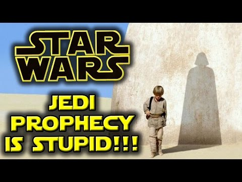 """Stupidity of the """"Chosen One"""" prophecy"""