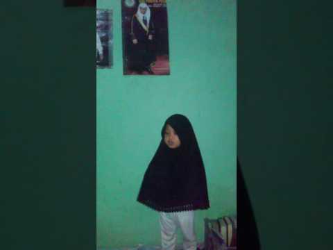 ___Tasyafu'an Sholawat Wahidiyah Bintang 2 Tahun Part2___ Heboh!!! Anak Usia 2 Tahun