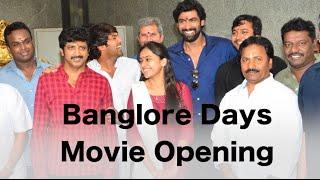 Bangalore Days Remake in Tamil | Rana, Arya, Sri Divya, Bobby Simha, Parvathi Menon