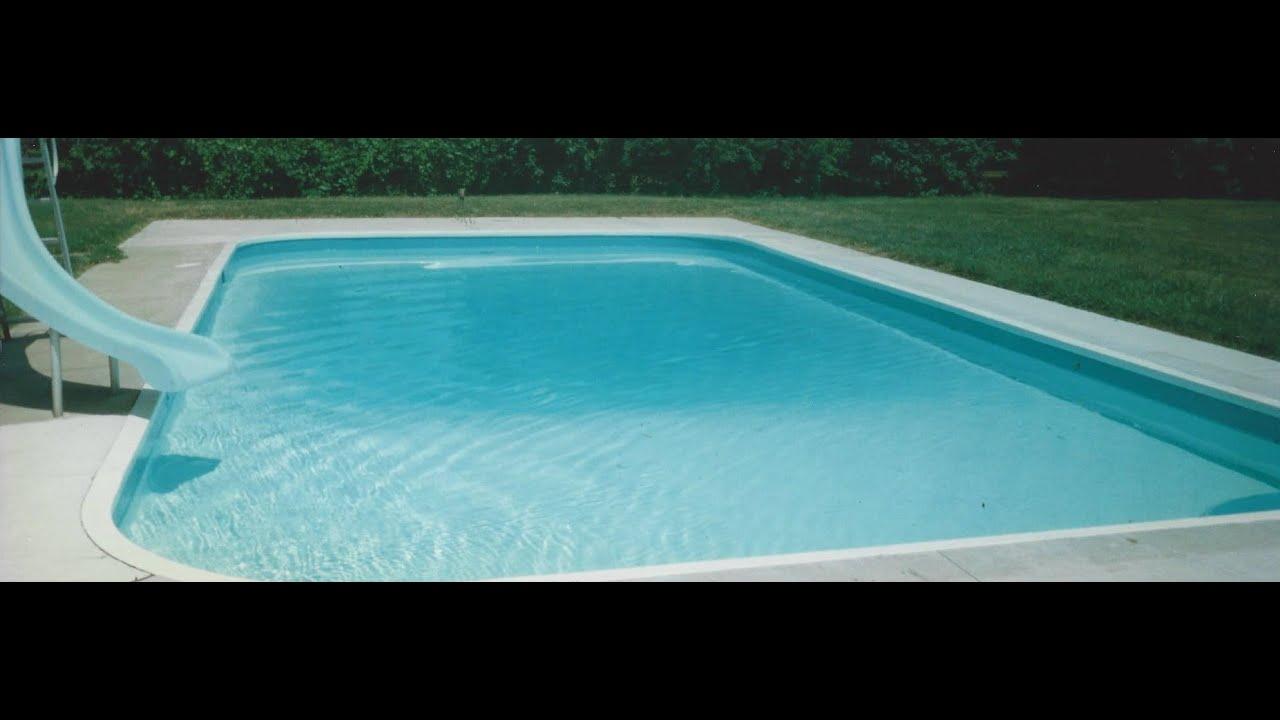 Api Pool Resurfacing With Fiberglass Do It Yourself Diy