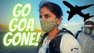 Flight to Goa |Goa Airport Guidelines| Goa Travel | Goa trip after Lockdown |Is Covid test required?