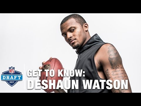 Get to Know: Deshaun Watson (Clemson, QB) | 2017 NFL Draft