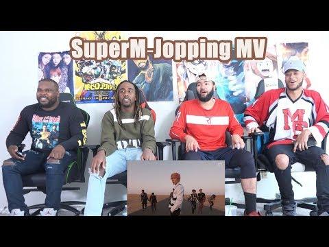 SuperM 슈퍼엠 Jopping MV REACTION / REVIEW