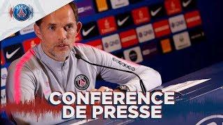 🎙 Conférence de presse de Thomas Tuchel avant Strasbourg 🆚Paris Saint-Germain    #PSGlive