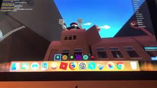 El tésimo Roblox - Ep 13- el tren embrujado