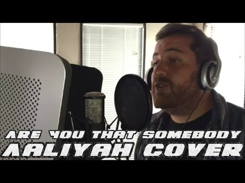 Are You That Somebody (Aaliyah) Cover - Lenny Morris [HD]