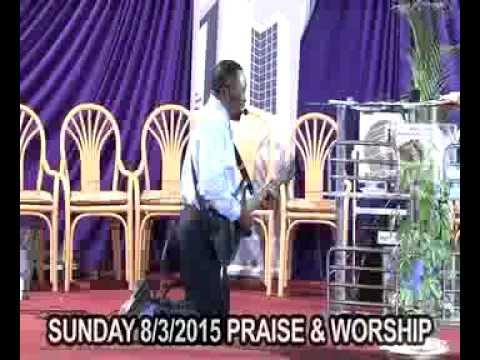 PRAISE & WORSHIP 8TH  MARCH 2015