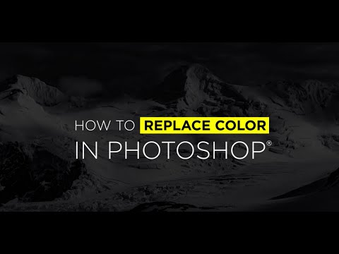 How To Replace Color in Photoshop with Ben Willmore streaming vf