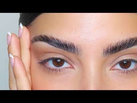 this new eyebrow hack is BETTER than soap brows...im shook