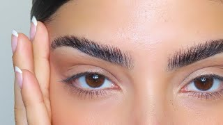 this new eyebrow hąck is BETTER than soap brows...im shook