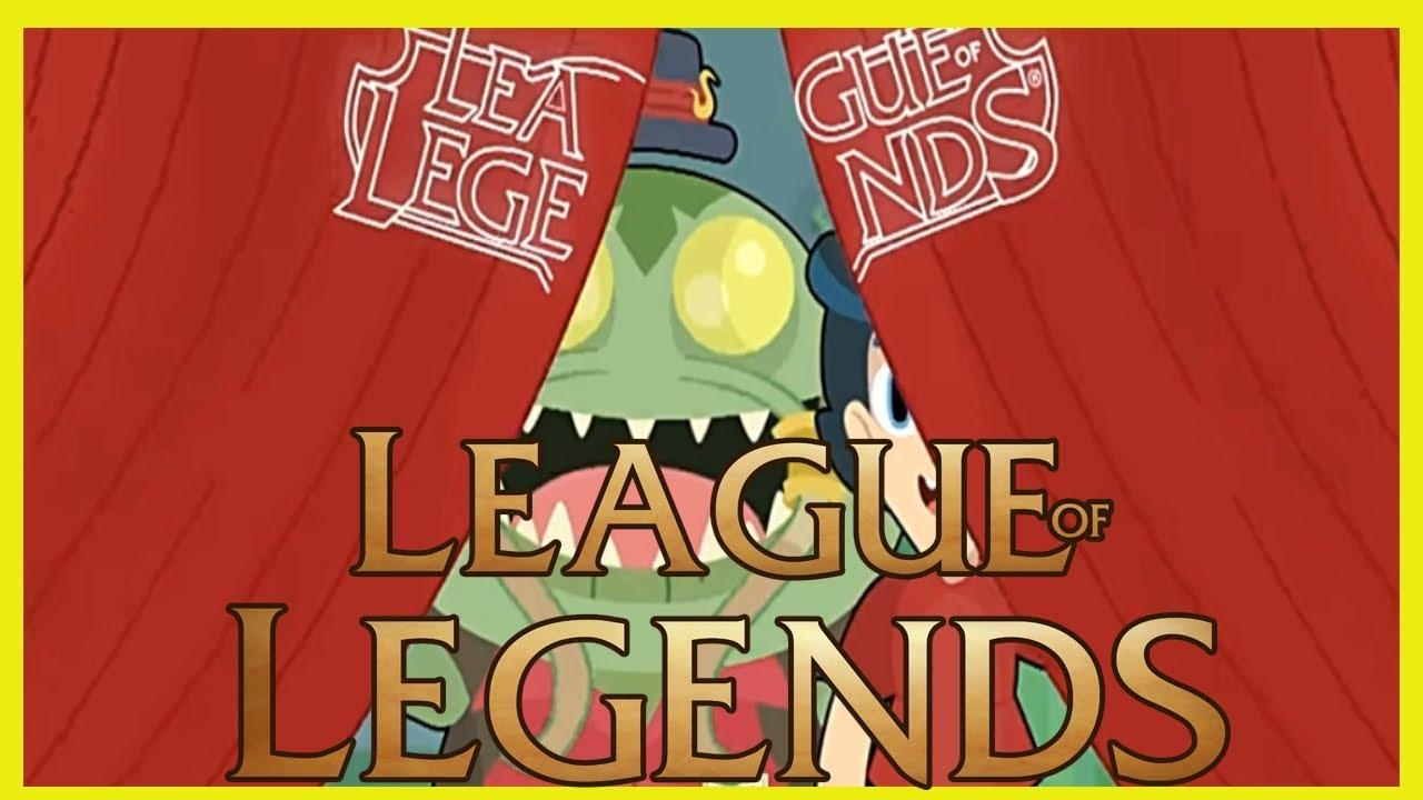 League of legends LOL aprenda do inicio