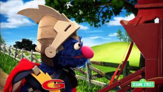 Sesame Street: The Cart Before the Horse Sneak Peek! | Super Grover 2.0