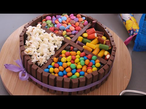 candycake der perfekte kuchen zum kindergeburtstag youtube. Black Bedroom Furniture Sets. Home Design Ideas