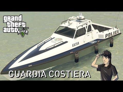 GTA 5 RP - LS LIFE ITALIA - GUARDIA COSTIERA