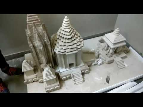 Model making competition(Engineering in Ancient History) Winners_KONARK SUN TEMPLE _ETC ETRX Dept