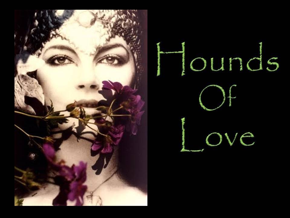 Kate Bush - Hounds of Love (with lyrics)