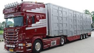 Vaex Transport - Scania V8 R730