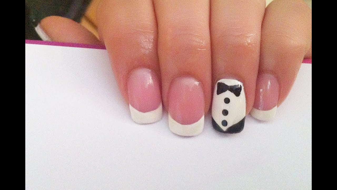 Bowtie Nails Youtube