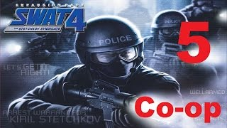 SWAT 4 - Online Co-op Gameplay 5