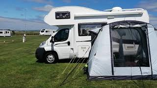 Plymouth Sound Caravan and Motorhome Club Site