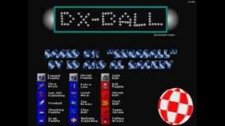 Presenting DX-Ball