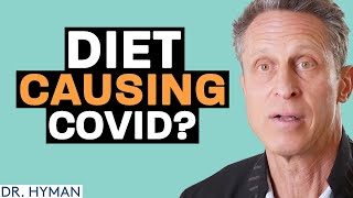 How Diet Is Driving COVID-19 Outcomes