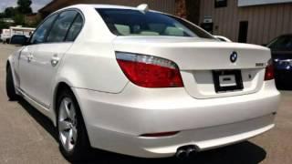 2008 BMW 528i Used Cars for sale - Greensboro, NC - 27409