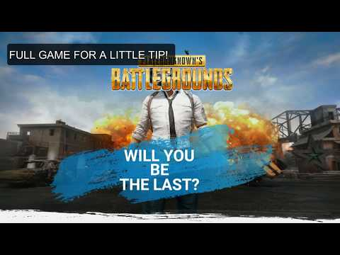 Battlegrounds - Can you survive in the first blue circle longer?