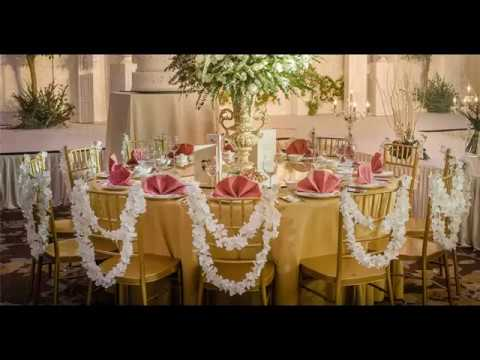 Cheap And Simple Diy Wedding Chair Decor Idea Youtube