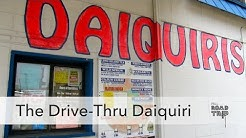 Louisiana Drive-Thru Daiquiri