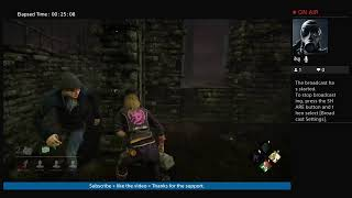 (DEAD BY DAYLIGHT) - Online Multiplayer - Survival