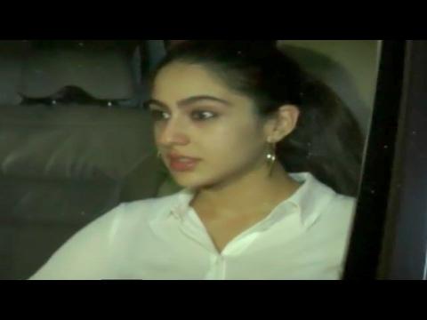 Sara Ali Khan's Drop dead Gorgeous Look for Dinner! Mp3
