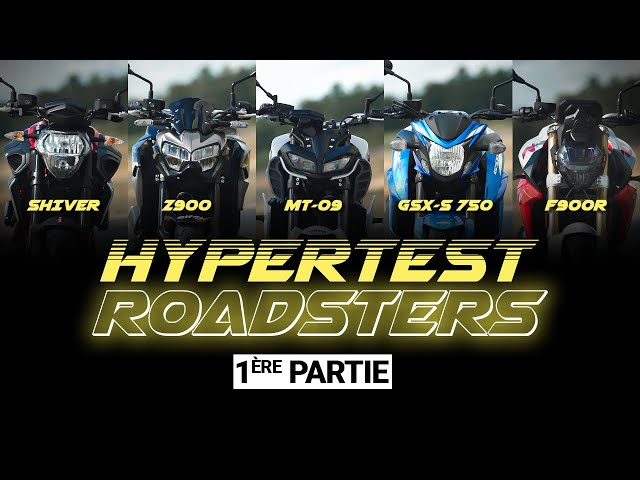 Hypertest Roadsters - Partie 1