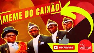 CORONAVÍRUS - DANÇANDO COM O CAIXÃO (MEME 2020)
