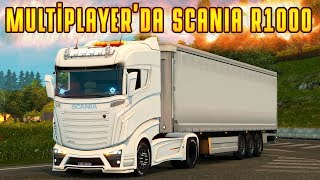 MULTIPLAYER SCANIA R1000 MOD