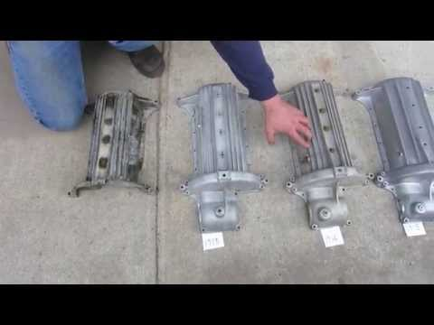 Henderson Motorcycle Oil Pans
