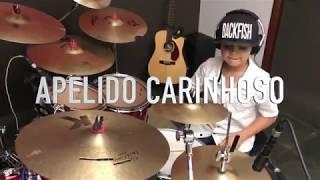 Baixar Apelido Carinhoso - Gusttavo Lima (Pierre Maskaro - 9 anos) Drum Cover