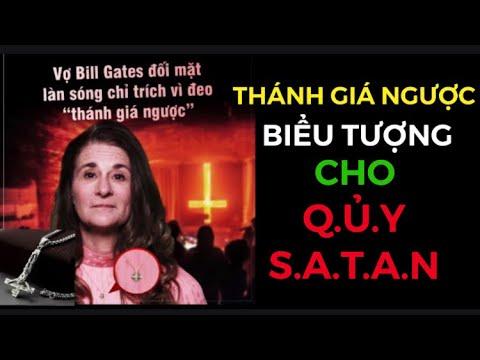 Melinda Gates đối Mặt LÀN SÓNG CHỈ TRÍCH Vì ĐEO THÁNH GIÁ NGƯỢC,dự Luật 3.000 Tỷ PELOSI Bị VẠCH TRẦN
