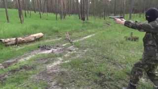 Стрельба с двух травматических пистолетов МР81 (ТТ)(http://weapon-men.ru Стрельба с двух травматических пистолетов МР81 (ТТ) (Другое ВИДЕО на сайте http://weapon-men.ru/?cat=1), 2013-06-02T18:42:28.000Z)