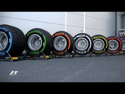 F1 Explained: Beginners Guide To Tyres