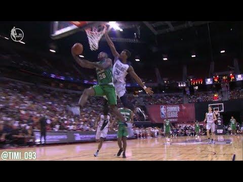 Jabari Bird FULL 2017 NBA Summer League Highlights