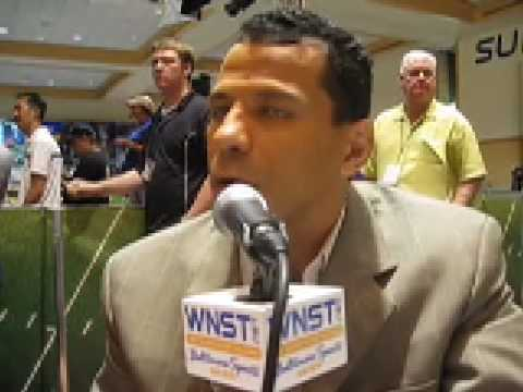 Rod Woodson talks about leaving Pittsburgh and winning in Baltimore
