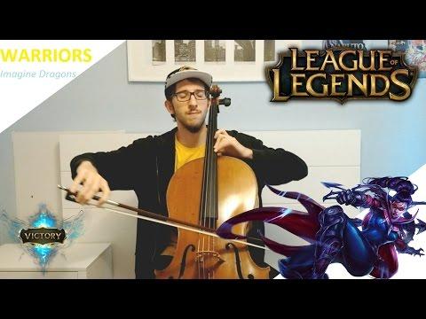 League of Legends - WARRIORS (Imagine Dragons): CELLO COVER