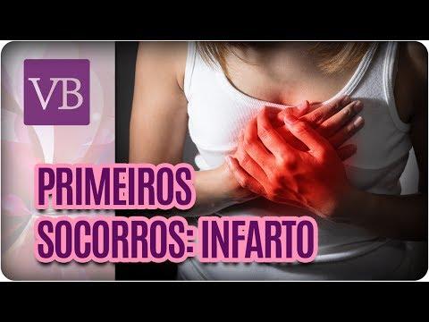 Primeiros Socorros em caso de Infarto e Parada Cardíaca - Você Bonita (19/07/17)