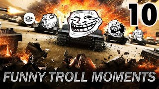 Funny Troll Moments in World of Tanks Blitz #10